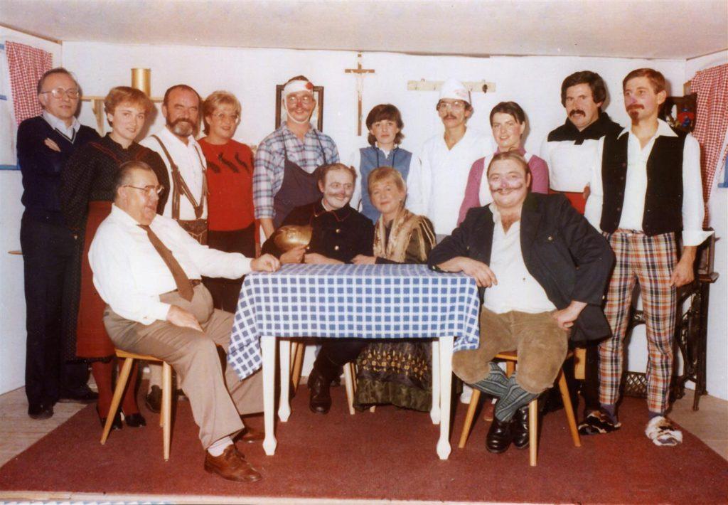 1983 – Die Feuerwehrsitzung