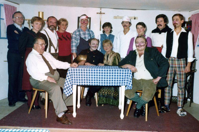 1983 - Die Feuerwehrsitzung