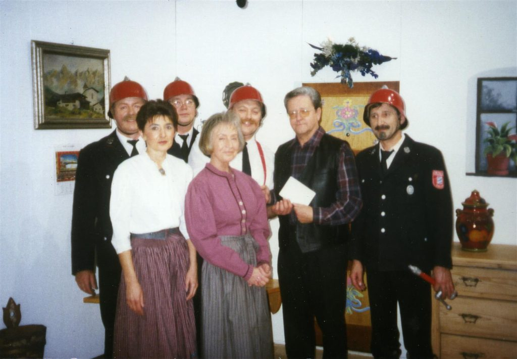 2001 – Die Feuerwehrsitzung